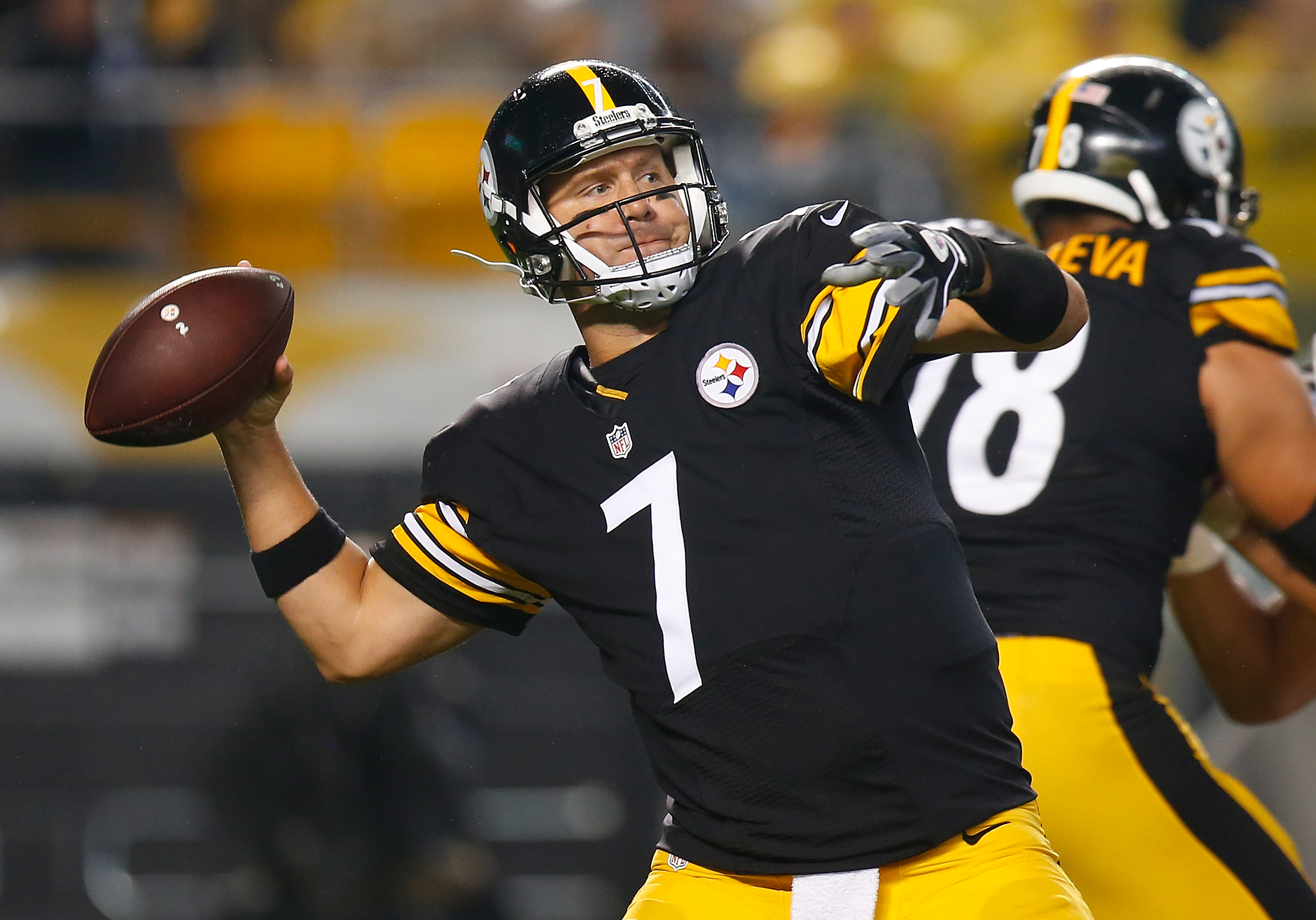 Ben Roethlisberger Has Some Advice For Colts QB Andrew Luck See