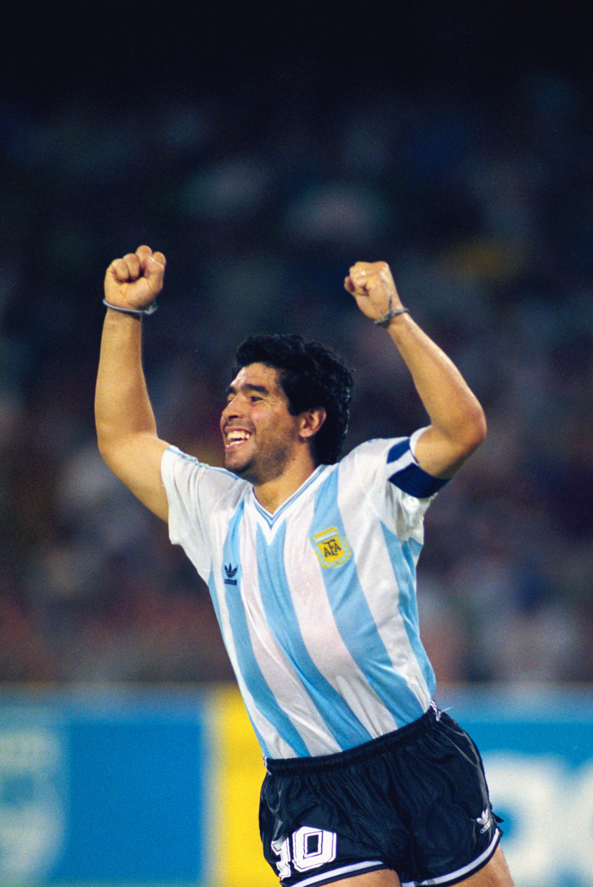 soccer legend diego maradona tv biography to start
