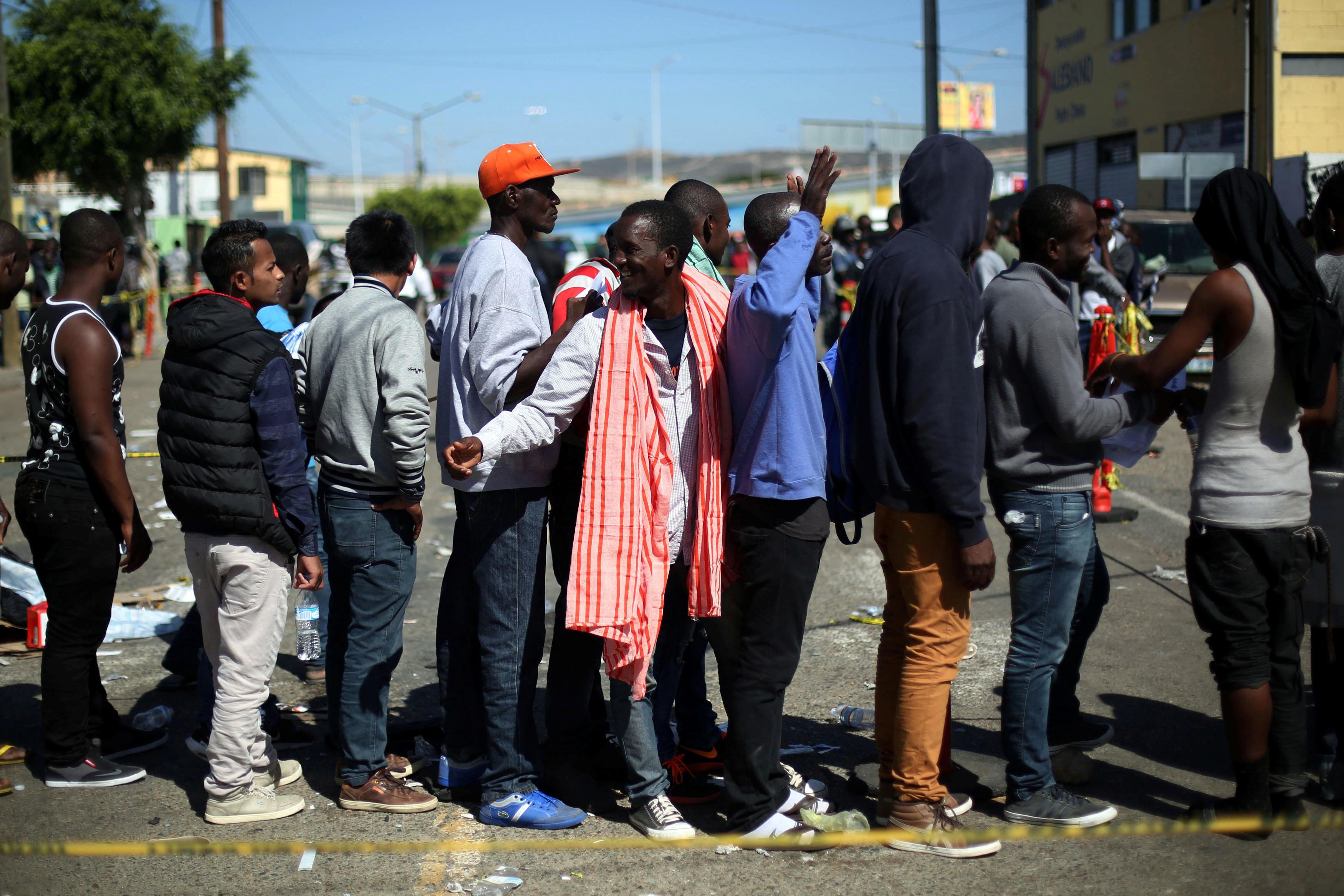 immigration act undocumented haitians release from