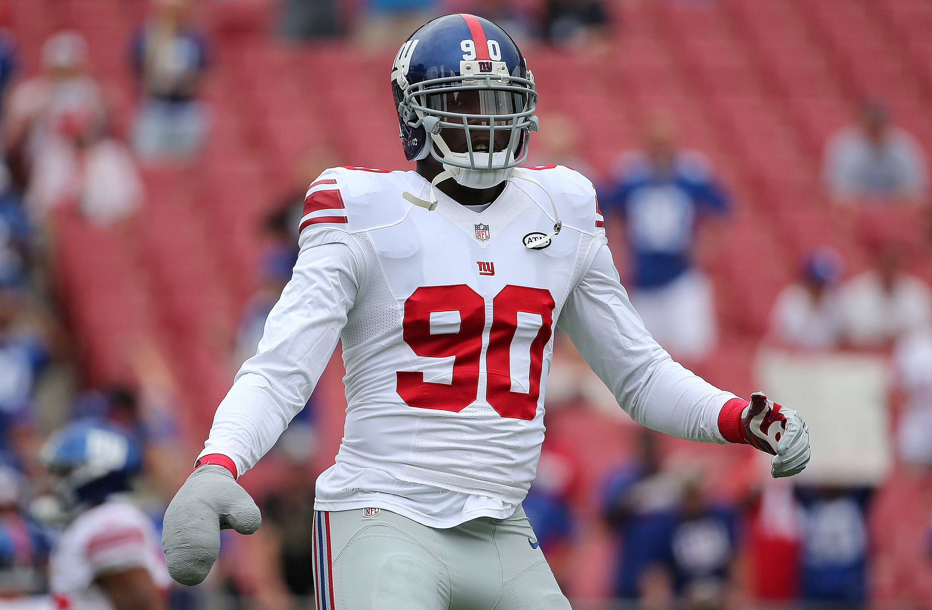 Jason Pierre Paul Injury Update Giants DE Could Get Surgery