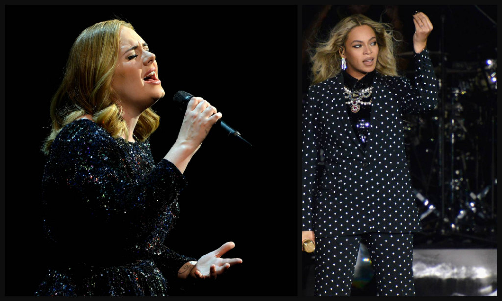 Watch Adele's brilliant reaction to Beyoncé's iconic ...
