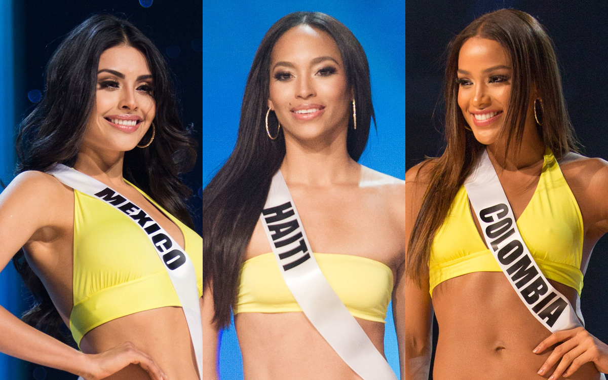 Miss Universe 2017 Winners: Top 9 Finalists Include Mexico, Colombia, Haiti [LIVE UPDATES]