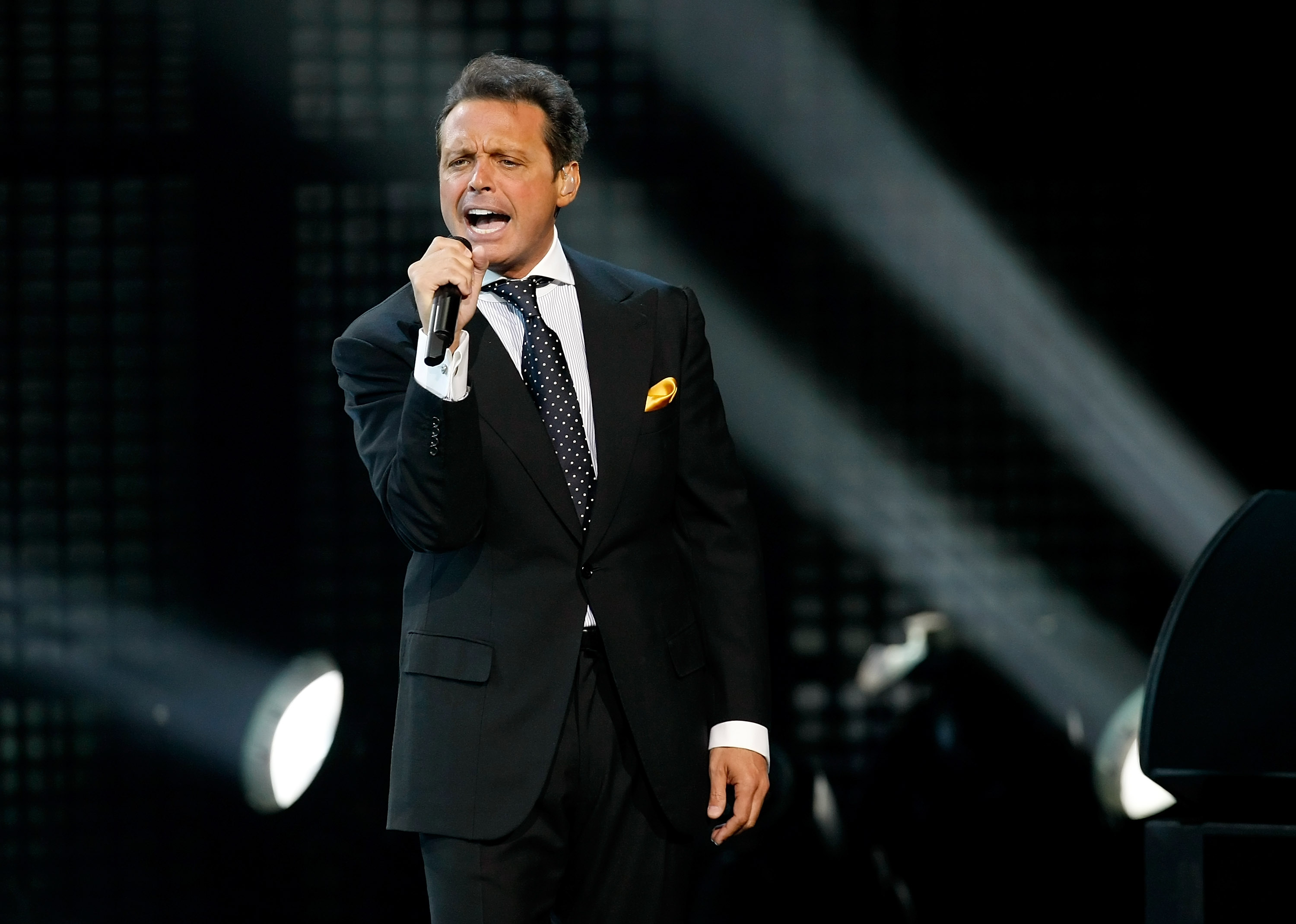 Sergio Gallego Basteri Reappears Luis Miguel Youngest