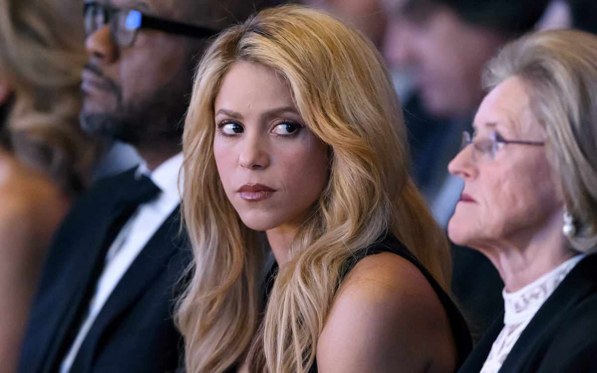 Shakira Pregnant With Third Child Singer Gerard Pique Expecting Baby Girl Rumors Increase