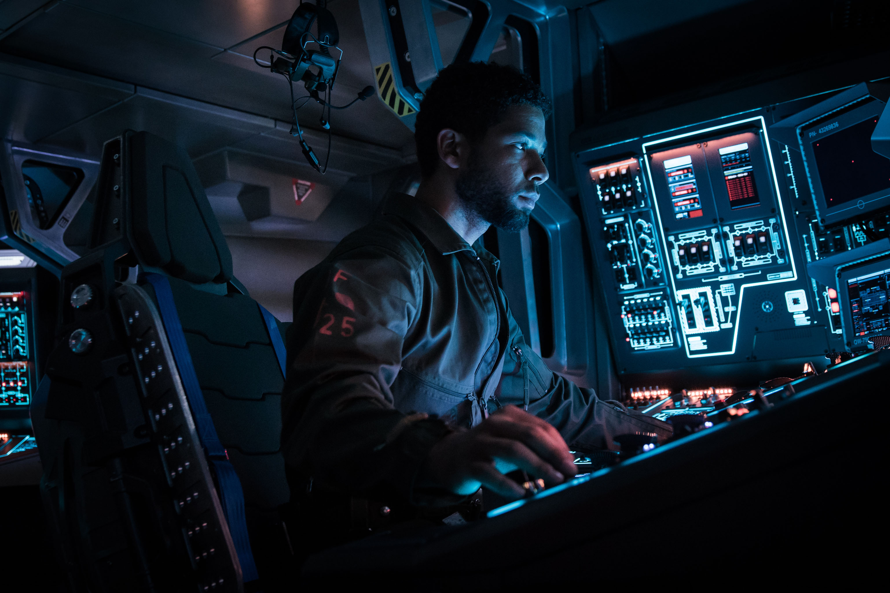 Cars That Start With J >> Jussie Smollett Talks 'Alien: Covenant' Experience ...