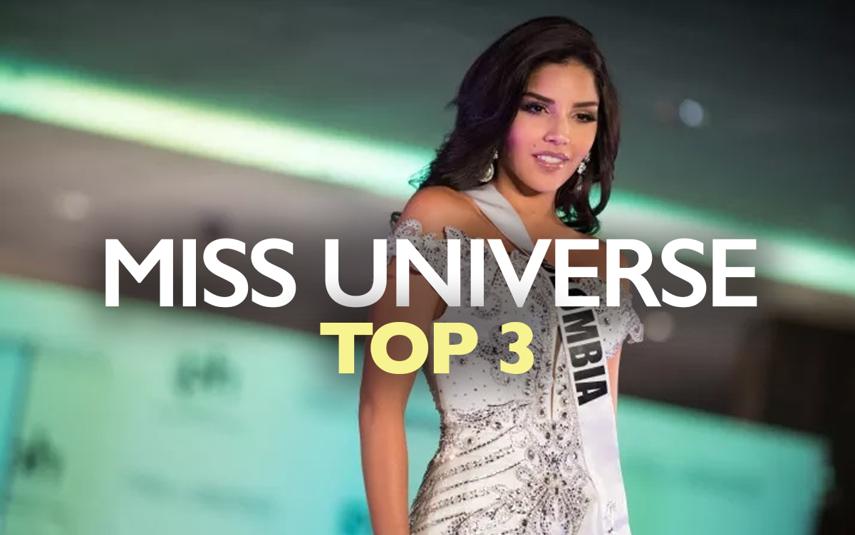 Miss Universe 2017 2018 >> Miss Universe 2017 Live Updates Top 3: Colombia's Laura González Is A Finalist