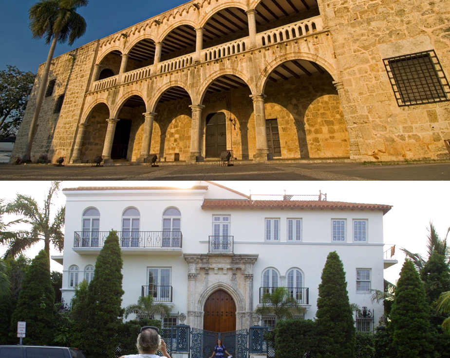 Gianni Versace Miami Mansion Design Was Inspired By ...