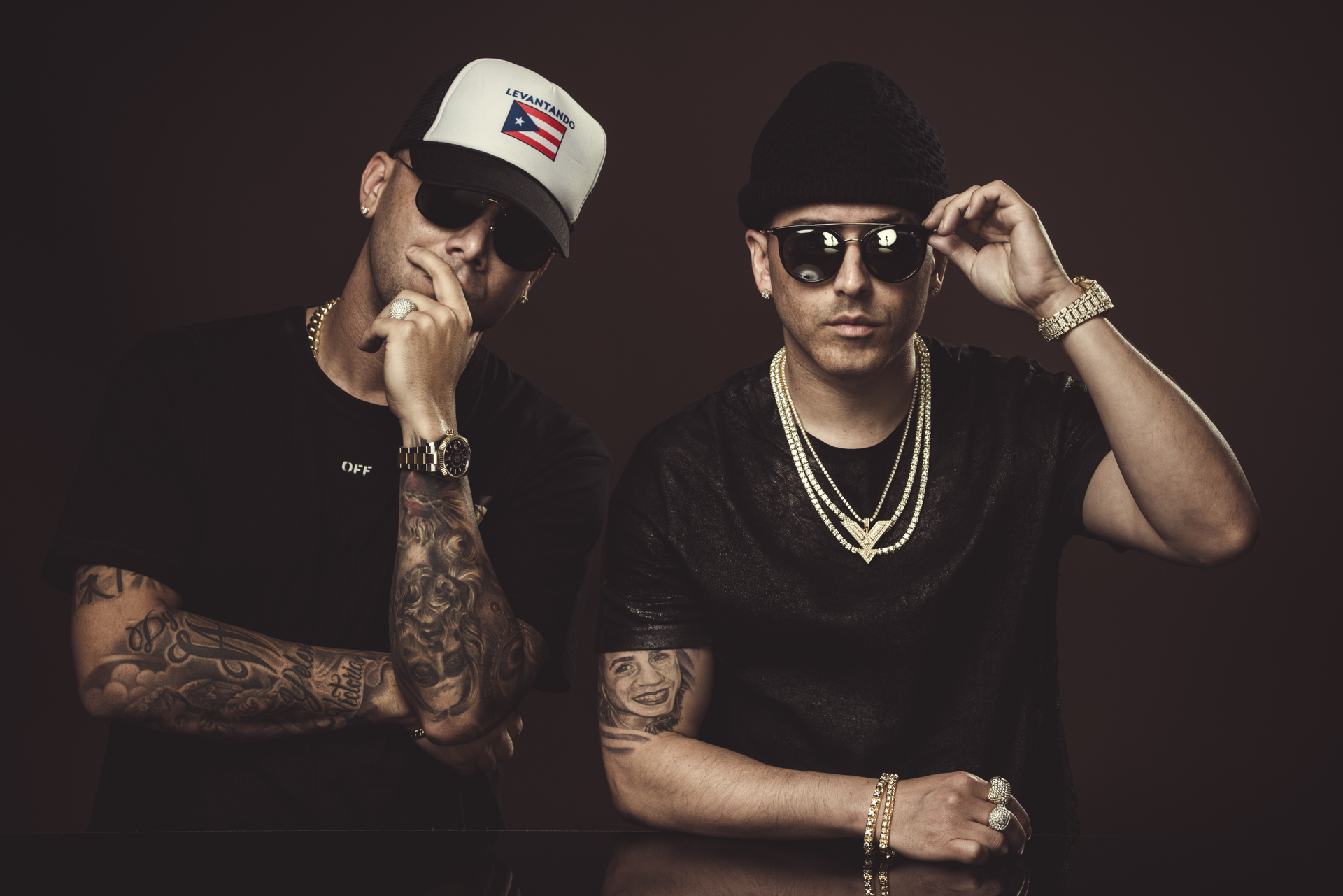 Wisin Y Yandel Are Back Performed Together For The First