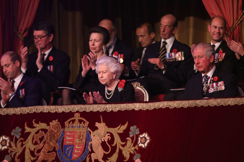 From Queen Elizabeth To Princess Anne, Here Are The Busiest
