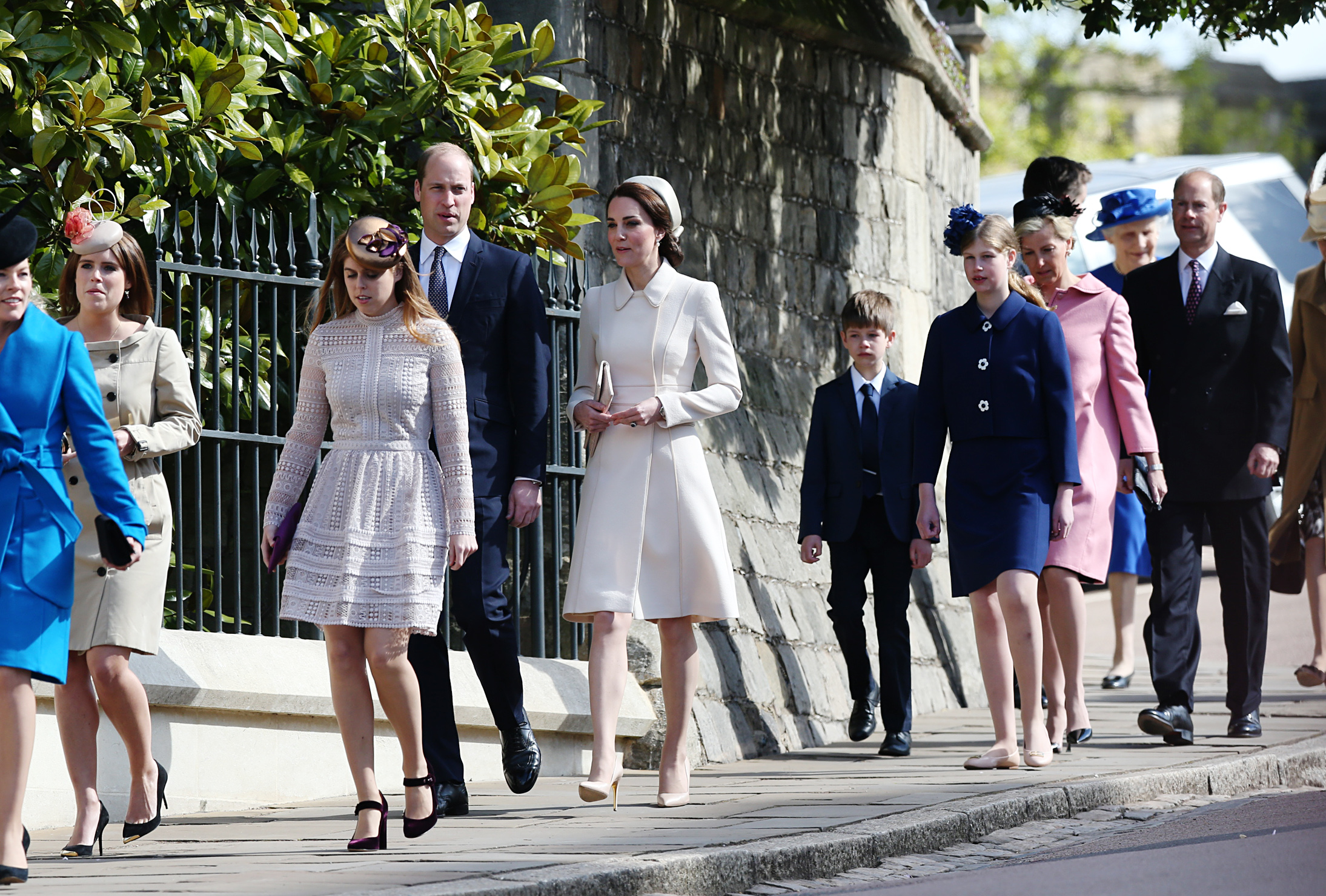 Why Princesses Beatrice And Eugenie Felt Sidelined By Kate