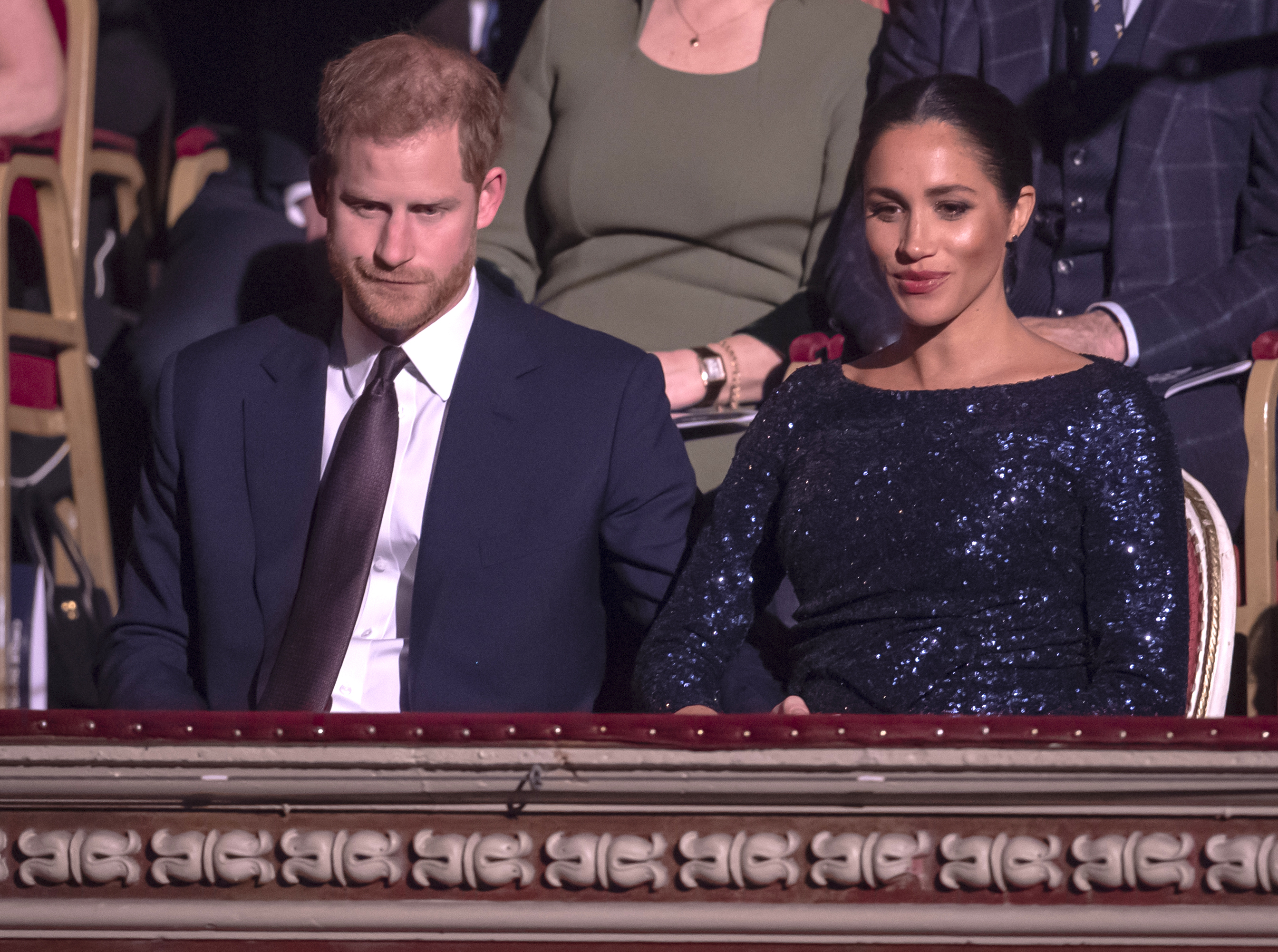 The Times Prince Harry And Meghan Markle Were Rumored To Be