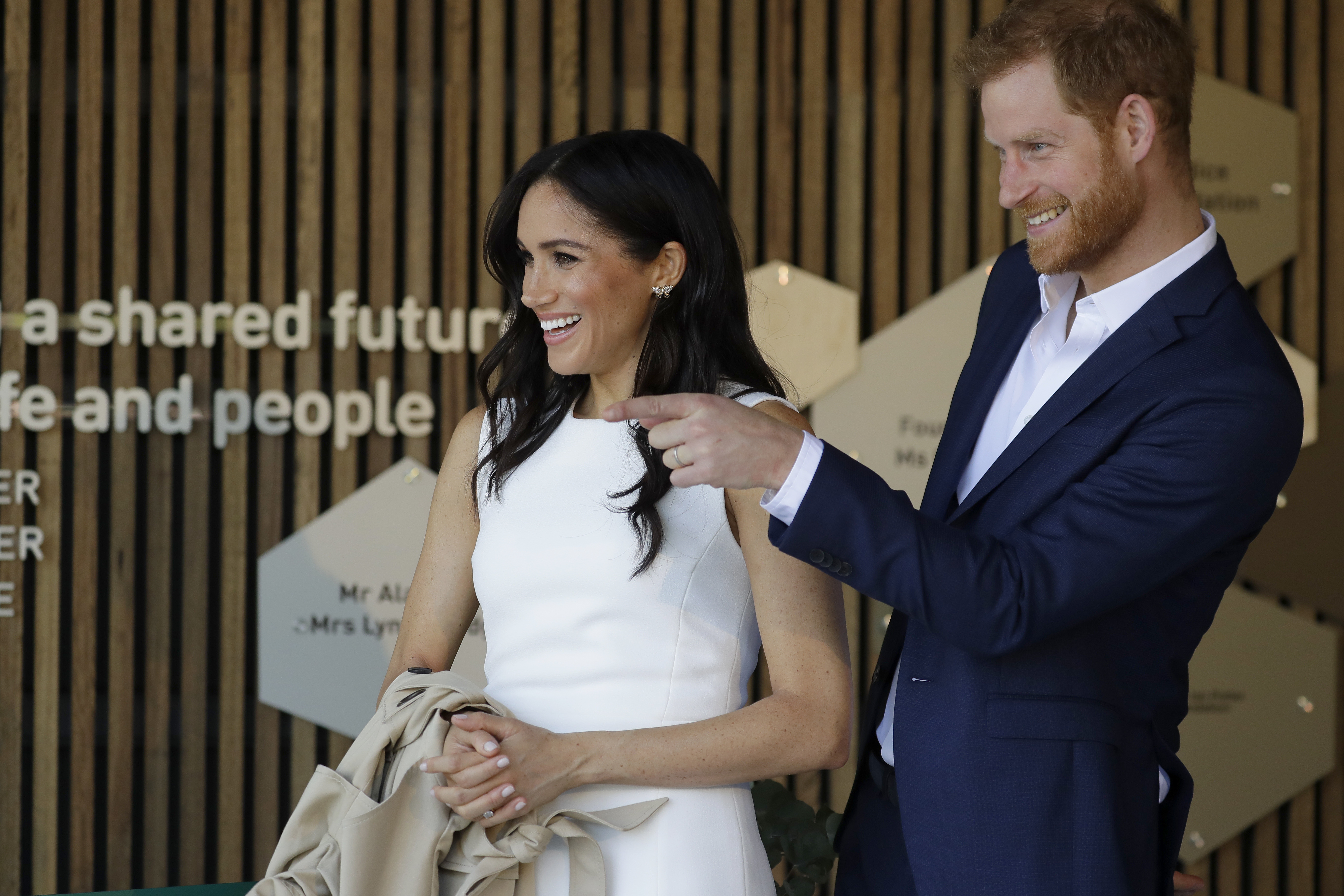 0b4968113d9b Why Prince Harry, Meghan Markle Are 'More Regal' Than Prince William, Kate  Middleton