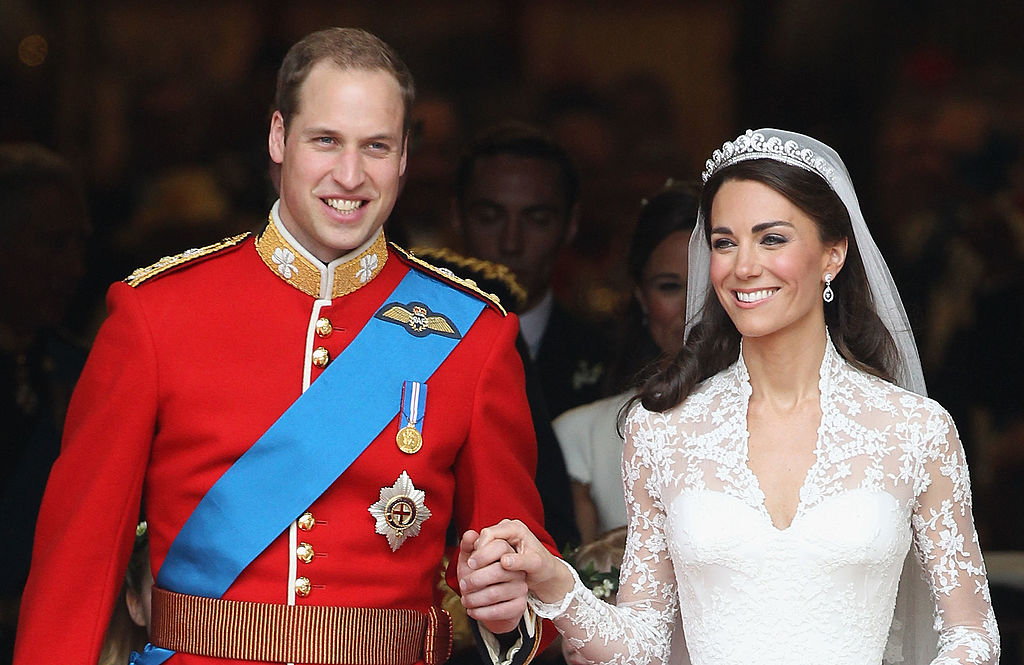 What Prince William Told Kate Middleton's Father On Their
