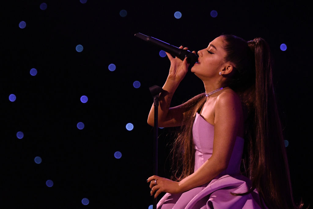 why ariana grande is the best pop star today