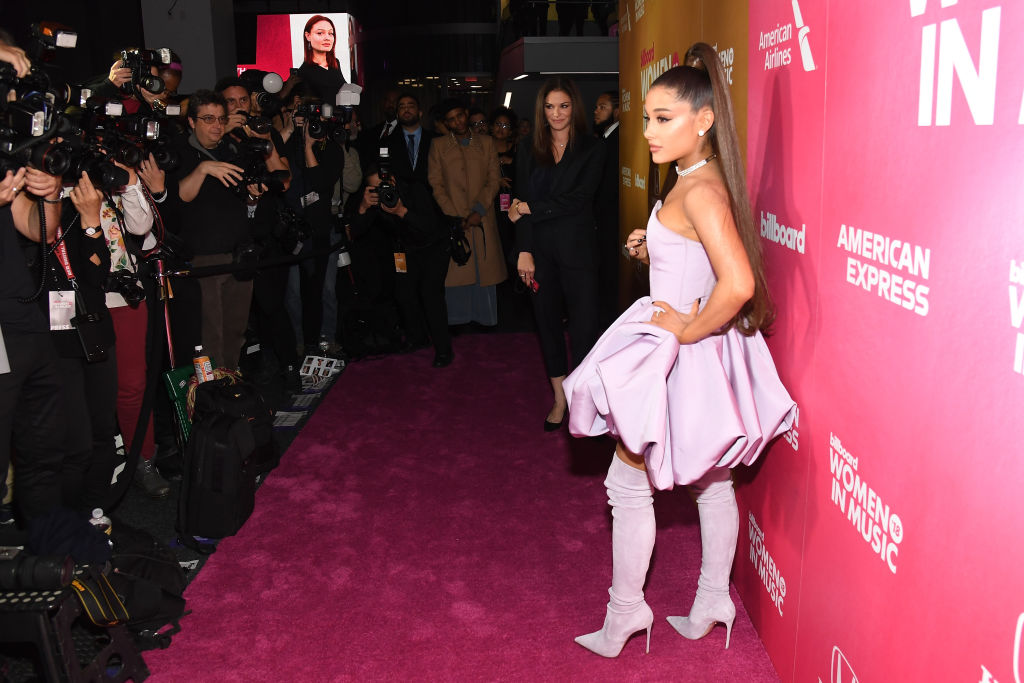 ariana grande grammy nominations singer bags multiple nominations after last year s controversy https www latintimes com ariana grande grammy nominations singer bags multiple nominations after last years 451518