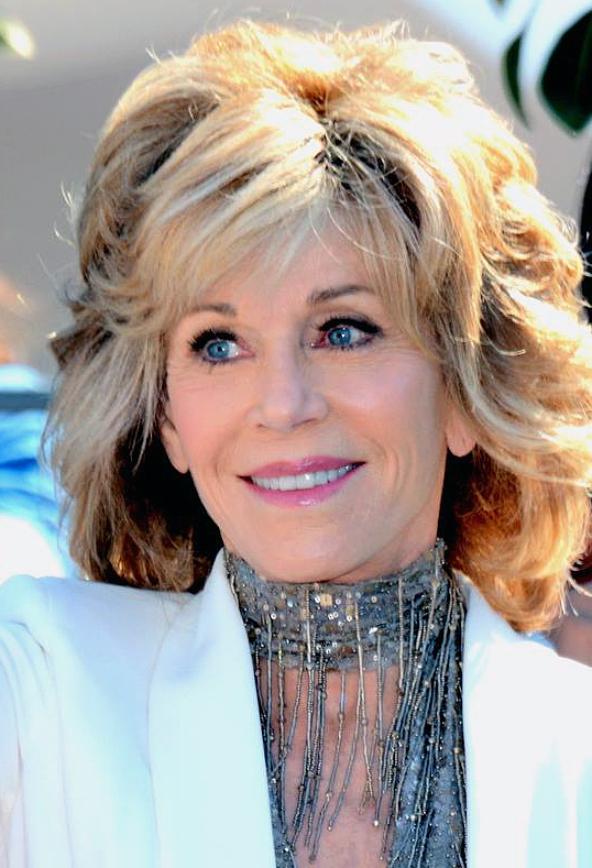 Jane Fonda Says She Will Stop Buying New Clothes For Environmental Reasons - Latin Times