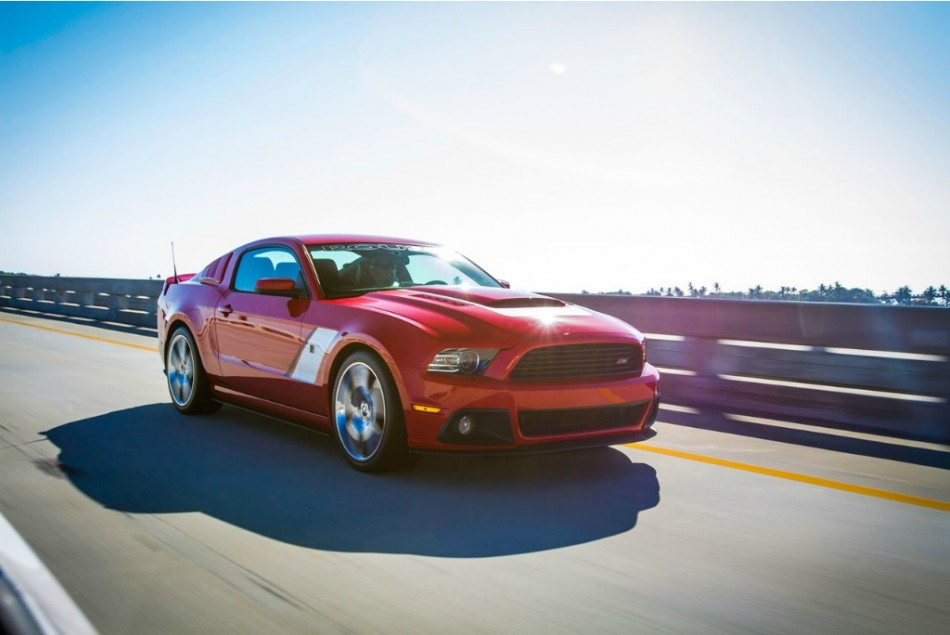 2014 ford mustang gt gets shelby gt500 performance with 675 hp roush stage 3 performance package. Black Bedroom Furniture Sets. Home Design Ideas