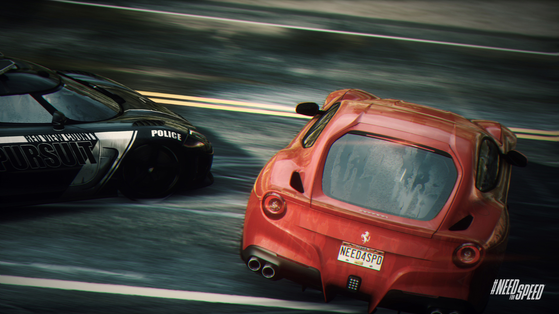 'Need For Speed: Rivals' Gameplay: Xbox One VS. PS4 ...