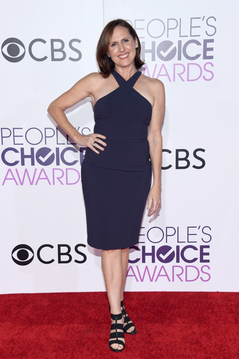 People's Choice Awards 2017 Red Carpet Photos: Molly Shannon