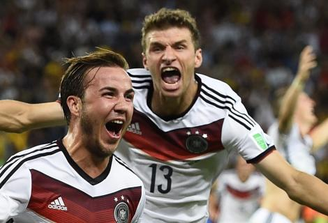 Germany Wins!