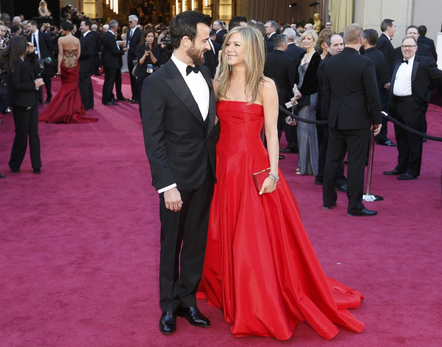 Jennifer Aniston And Justin Theroux Share This Passion Even