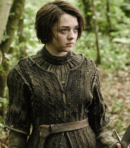 Game Of Thrones Star Maisie Williams Reacts To Red Wedding In
