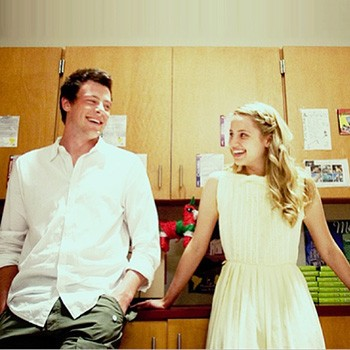Dianna Agron And Cory Monteith