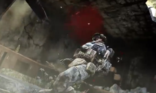 Call Of Duty Ghosts Trailer Watch The Cod Multiplayer Reveal