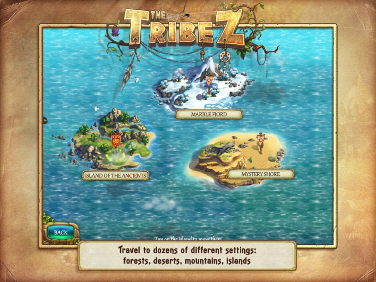 The Tribez Cheats: Watch Video With Cheat Codes For iPhone