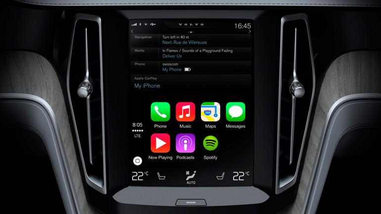 Apple CarPlay Release Date: Watch Volvo, Mercedes And