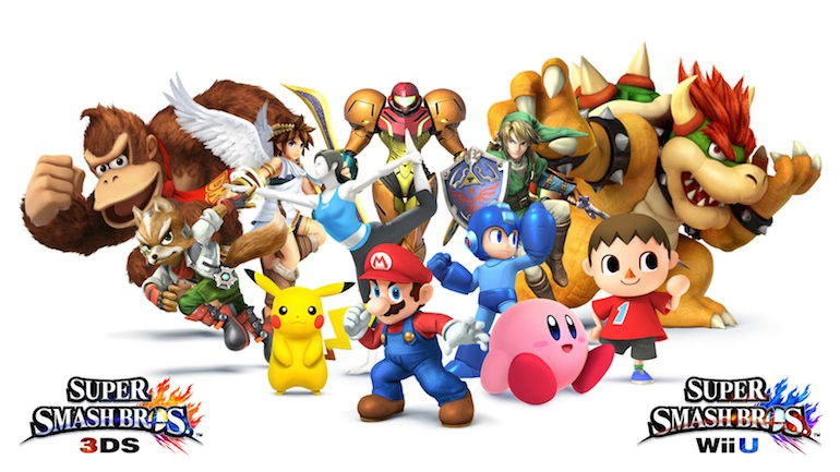 Super Smash Bros  4' Rumors: Leaked Picture Reveals Full Character