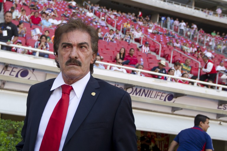 Ricardo La Volpe Fired From Ch...