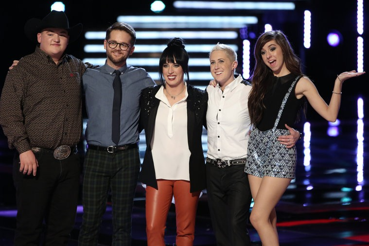 The Voice' Season 6 Top 5 Preview: Will Christina Grimmie Or