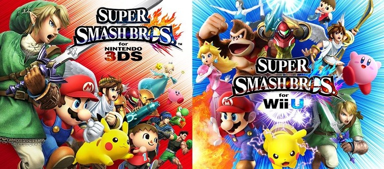 Super Smash Bros 4 Wii U Vs 3ds What Version Is Better And Which One Should You Buy Photos And Video