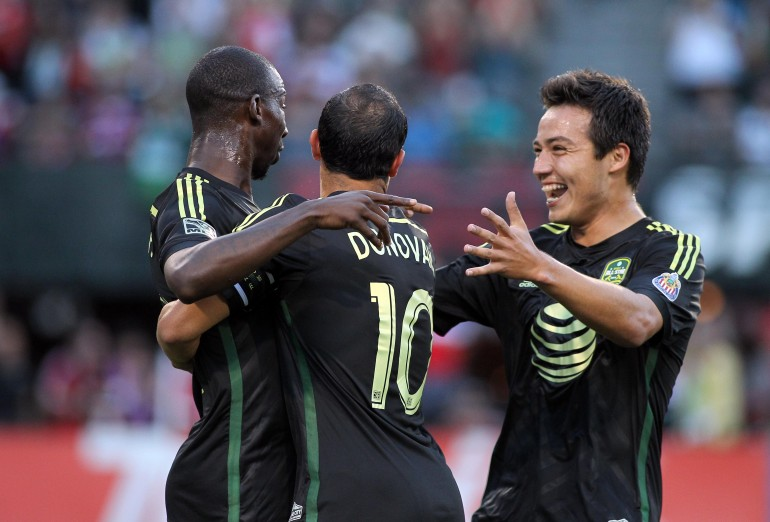 best website f2830 a933c MLS All-Stars Vs. Bayern Munich: Game Summary And Highlights ...