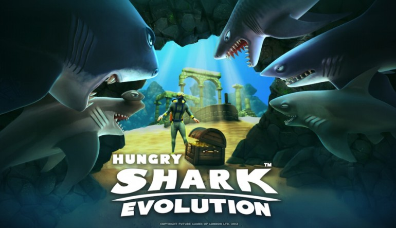 Hungry Shark Evolution' Tips: Get Megalodon, Defeat Giant