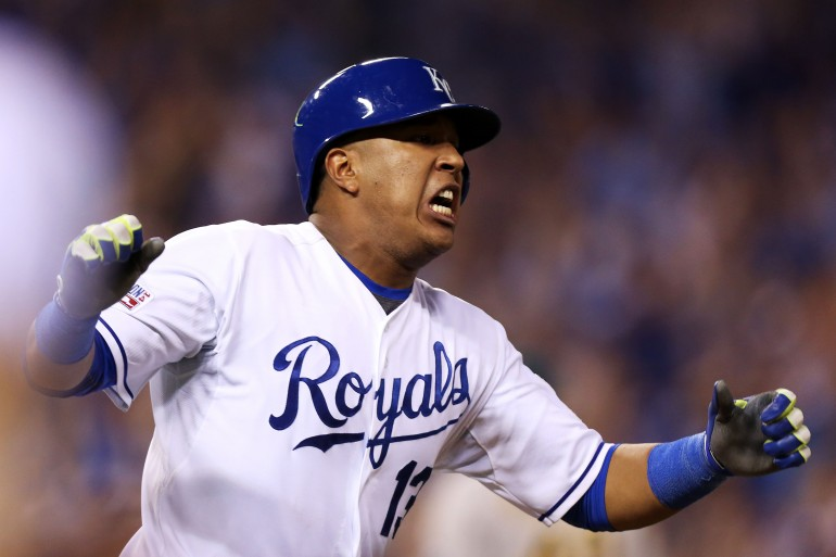 Kansas City King The Story Of Royals Catcher Salvador Perez
