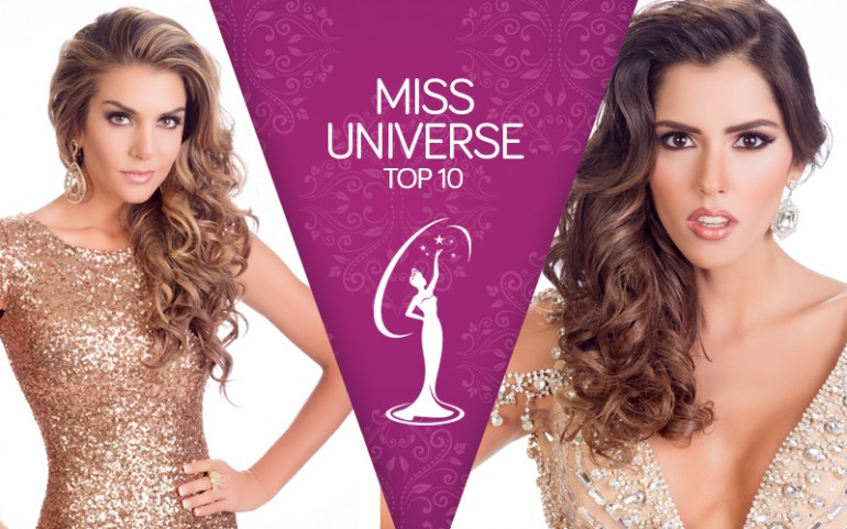 Miss Universe Top 10 2015: 5 Latinas Remain From Colombia