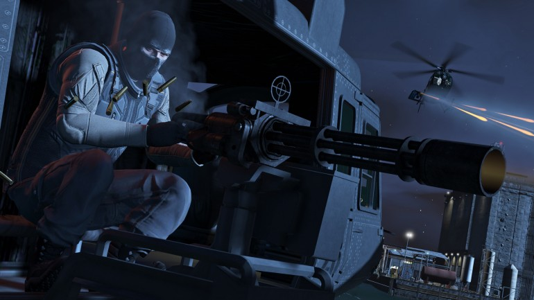 GTA 5' Heists Release Date Is March 10, PC Delayed To April