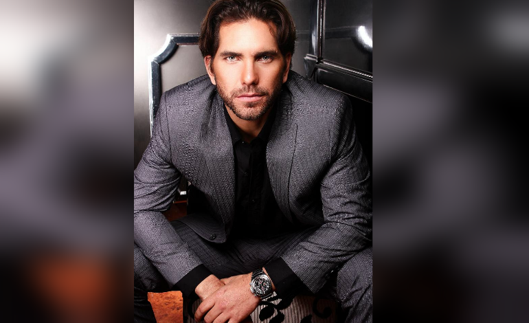 Arap Bethke Named GQ Personality: Mexican Actor Honored By