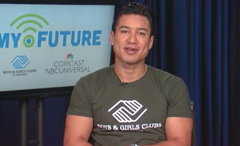 Mario Lopez Wants To Inspire Kids And Ignite Their Passion For
