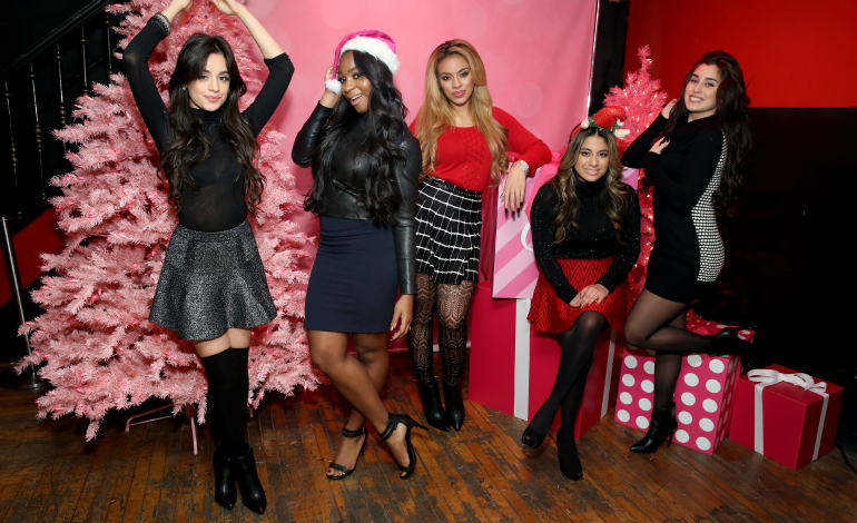 Fifth Harmony Christmas.Christmas 2015 Fifth Harmony Share Worth It Beauty Tips