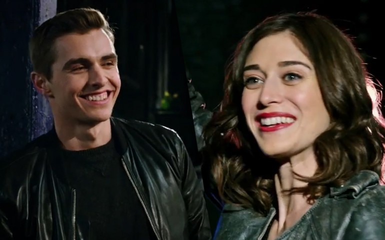 Now You See Me 2 Movie Premiere Dave Franco Lizzy Caplan Tease