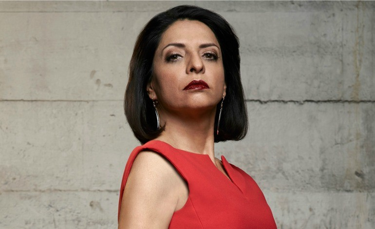 Queen Of The South Premiere Watch Veronica Falcon Fight Over Drug