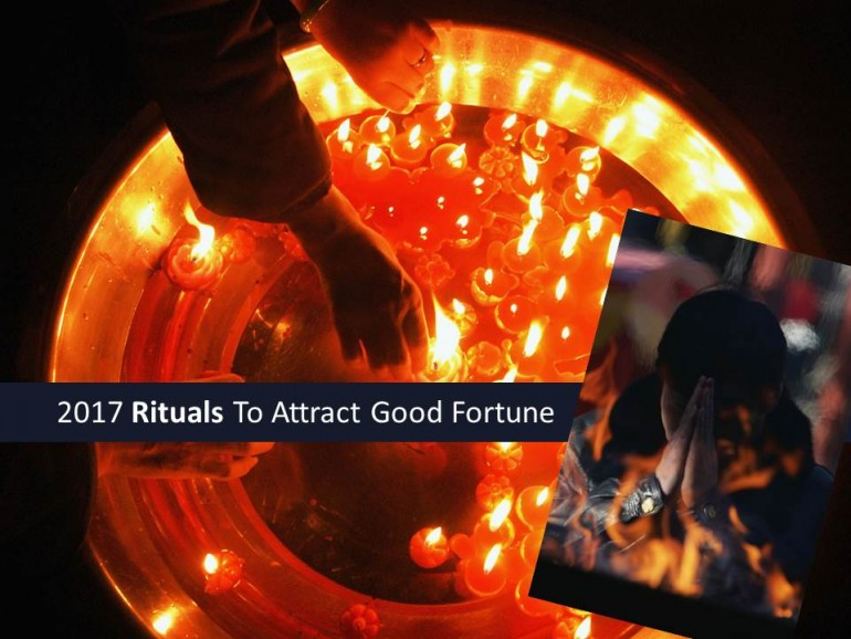 End Of Year Rituals: What To Do To Receive Love, Money And Good