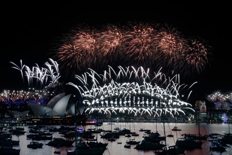Sydney New Year's Eve Fireworks Live Stream: When, Where To Watch