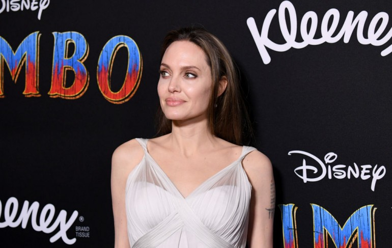 Angelina Jolie Is Too Busy To Even Think About Brad Pitt