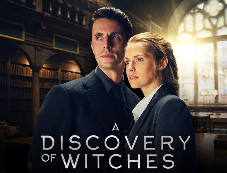 A Discovery Of Witches' Renewed For Season 2 And Here Are