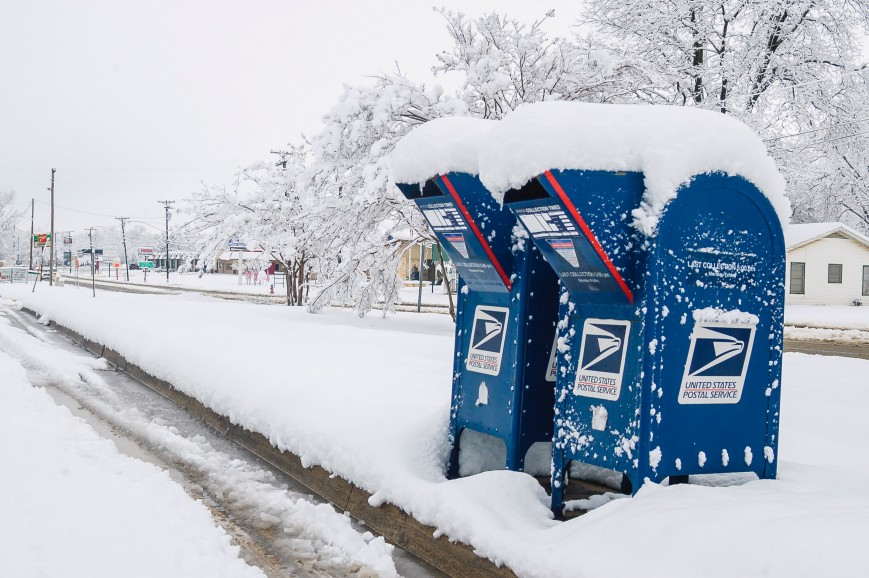 Does Post Office Deliver On Christmas Eve 2020 Holiday Schedule: Post Offices Will Be Closed Christmas Day And