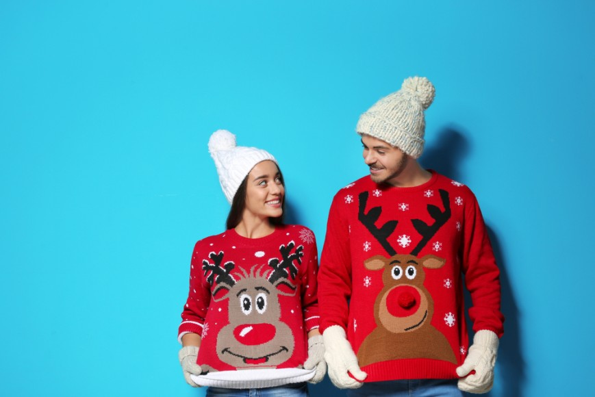 12 Of The Best Ugly Christmas Sweater Party Ideas Ever